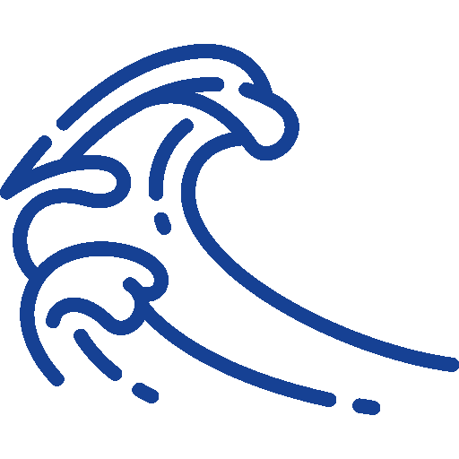 wave bleu NG