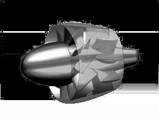 propeller pump jet
